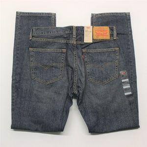Levi's 505 Regular Fit Jeans (005052765) 32x32